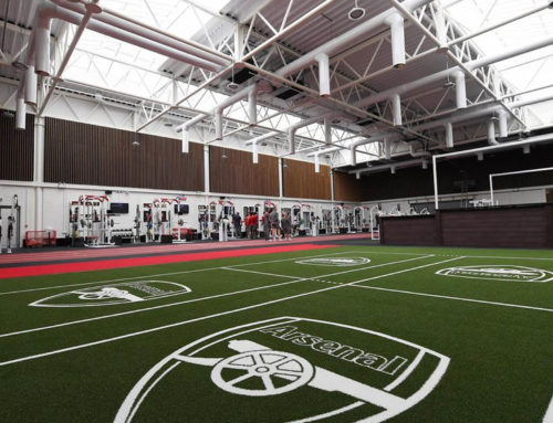 Arsenal Player Performance Centre