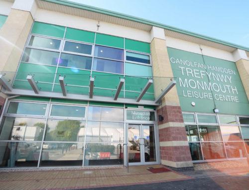 Monmouth Leisure Centre